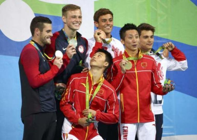 Olympic Divers