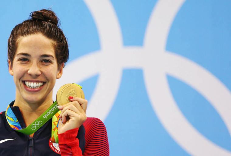 Maya DiRado olympic