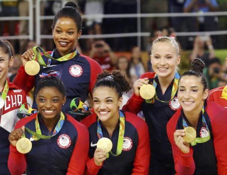'The Final Five' Team USA Gymnasts