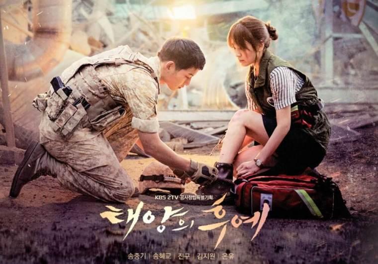 Descendants of the Sun - Song Joong-Ki