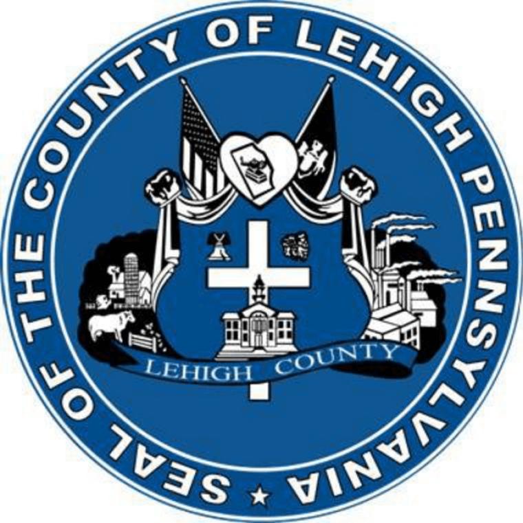 Lehigh County Seal