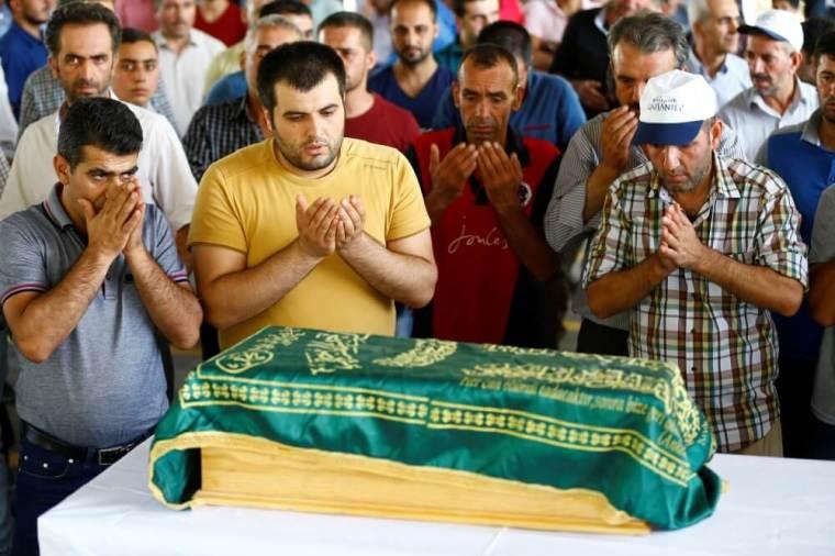 Turkey terror attack at wedding