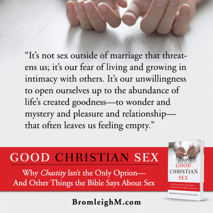 Having sex as a christian