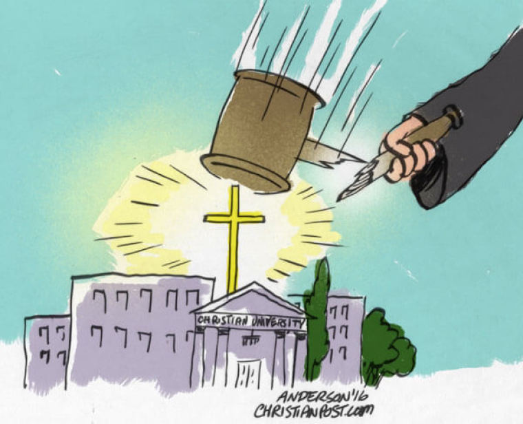 Christian Colleges Win a Court Victory