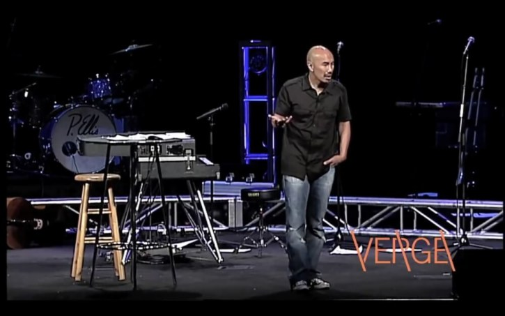 Francis Chan Jokes About How Not to Make Disciples - The