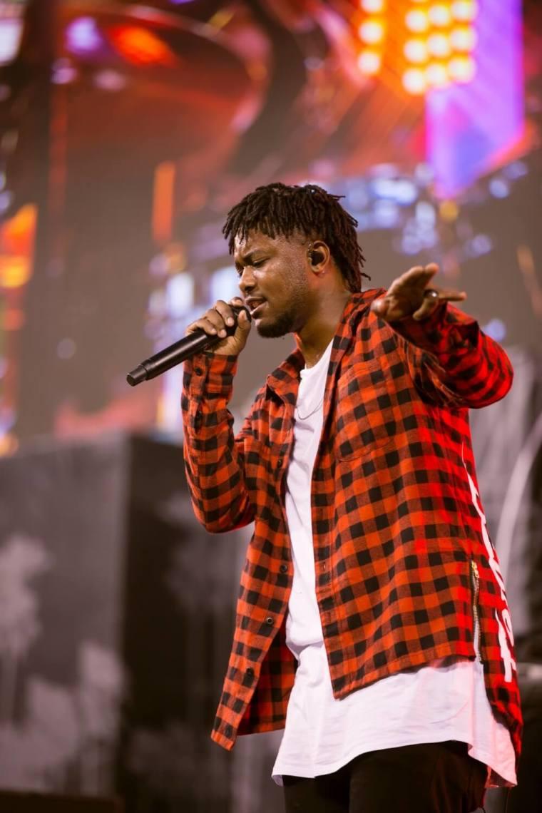 Rapper KB