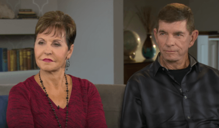 Dave and Joyce Meyer
