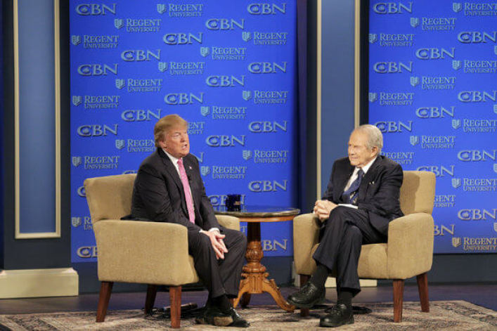 Pat Robertson Warns of 'Satanic' Attacks on Donald Trump Following Witchcraft, Occult Reports