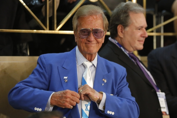 Pat Boone Says Donald Trump in Touch With His Spirituality