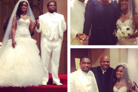 Td Jakes Daughters Wedding.Bishop Td Jakes Honors Wife On 35th Anniversary The