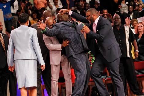 COGIC Pastor Patrick Wooden: Christians shouldn't condone