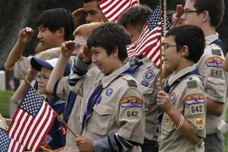Boy Scouts of America to Provide Condoms to Teens at World