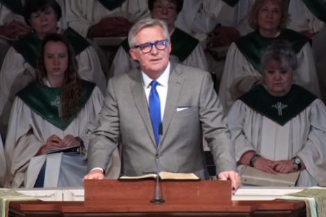 Missouri Congregation Quits United Pentecostal Church in Video