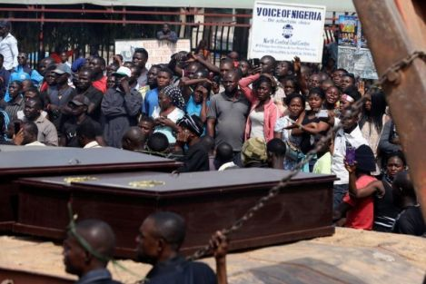 480, mostly Christians, killed in Nigerian 'military