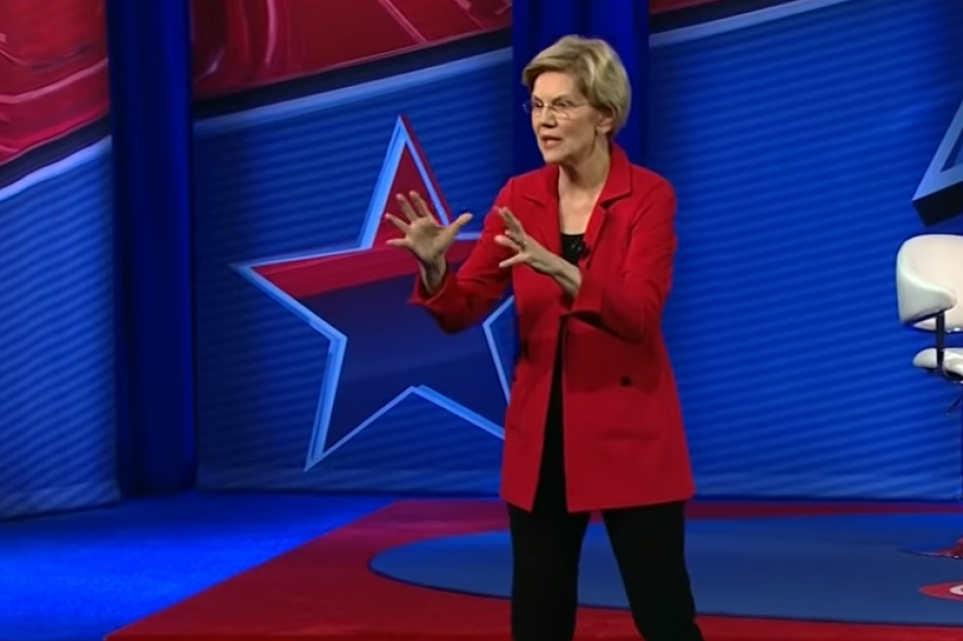 Elizabeth Warren says words of Jesus, judgement of 'sheep and goats,' is driving force in her life