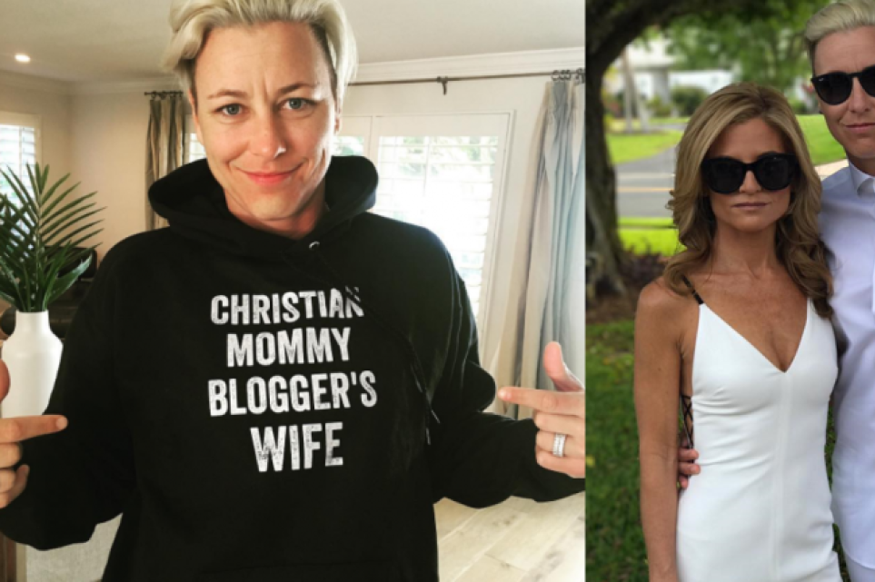 Christian mom Glennon Doyle preaches sexuality beyond 'gay' and 'straight' at conservative megachurch