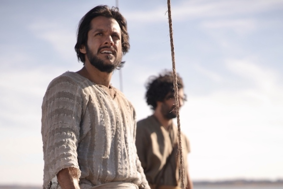Filmmaker shares how biggest failure led to record-breaking TV show about Jesus and His followers