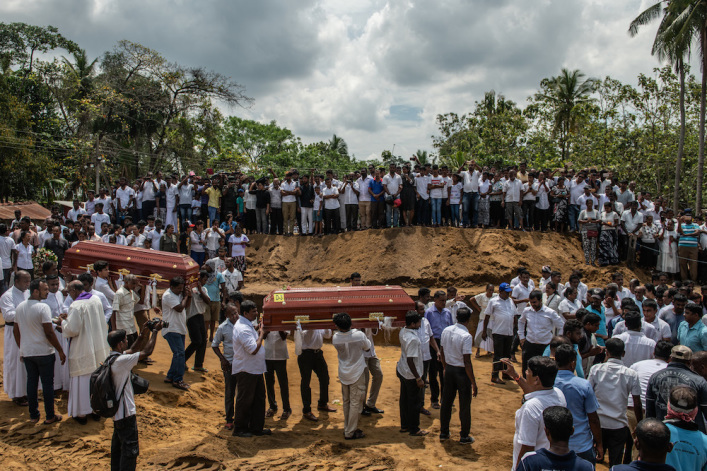 After Sri Lanka bombings, 60 Christian refugees flee homes over revenge threats
