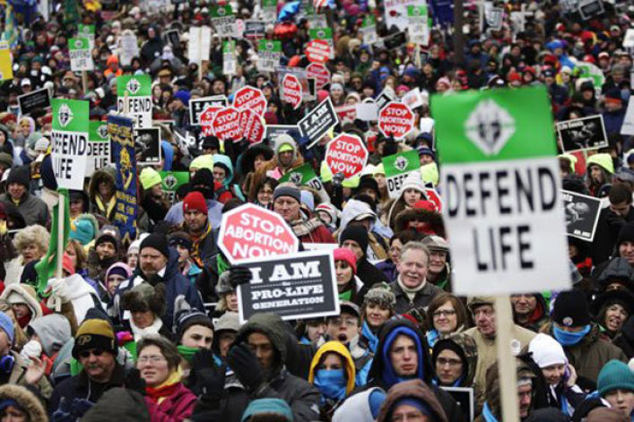 Ala. abortion ban, Equality Act, Promise Keepers