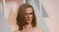 Hollywood actress Nicole Kidman says her friends make fun of her faith in God
