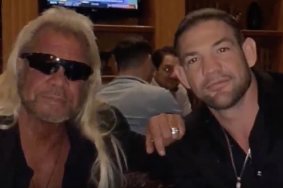 Dog the Bounty hunter faces more bad news as son is hospitalized after manhunt chase