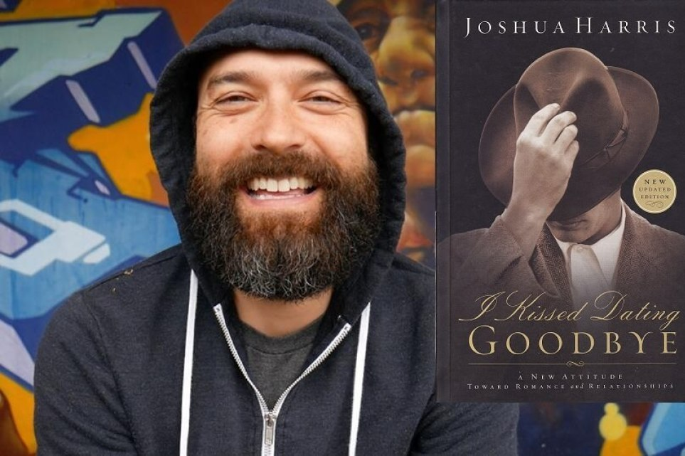 Pastor Joshua Harris, author of 'I Kissed Dating Goodbye,' separates from wife