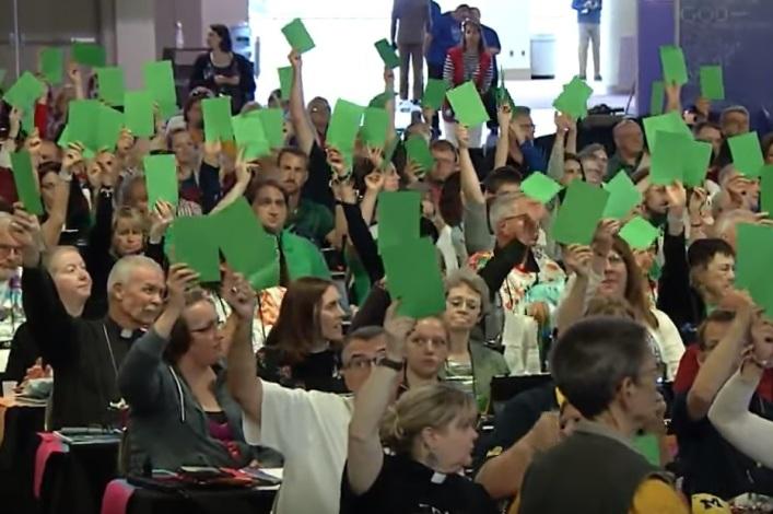 Lutheran denomination declares itself a 'sanctuary church' for migrants