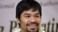 Manny Pacquiao uses Bible, Jesus to back death penalty in Philippines Senate debate