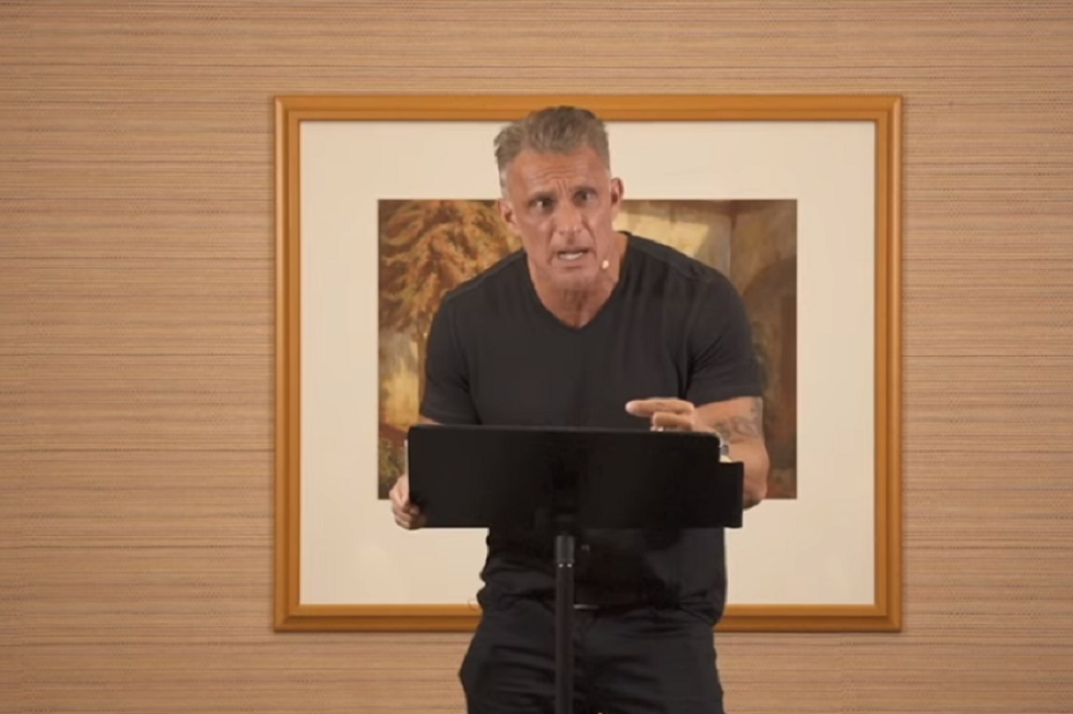 Back in pulpit after scandal, Tullian Tchividjian insists sex with former congregants was not abuse