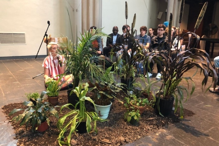 Union Seminary mocked for having students confess to plants