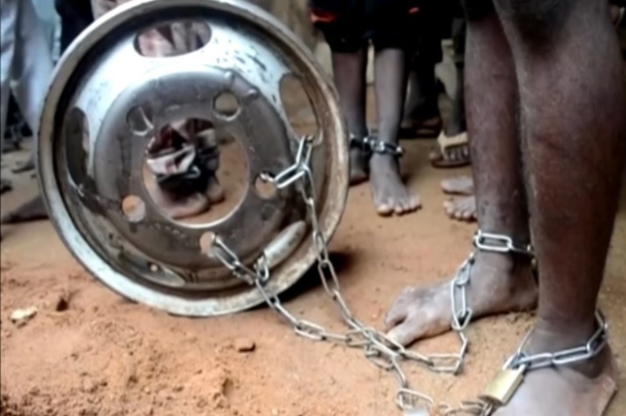 Hundreds rescued from Nigerian 'house of torture' posing as Islamic reform school