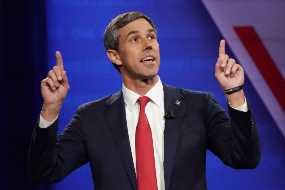 Beto O'Rourke says churches should lose tax-exempt status for opposing same-sex marriage