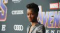 'Black Panther' actress Letitia Wright chides media for cutting remarks giving God glory