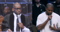 Pastor Jamal Bryant rips Kanye West for endorsing 'orange friend' Trump