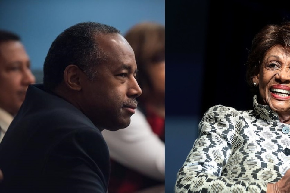 Ben Carson calls Maxine Waters a hypocrite lacking 'basic manners' in testy exchange on homelessness