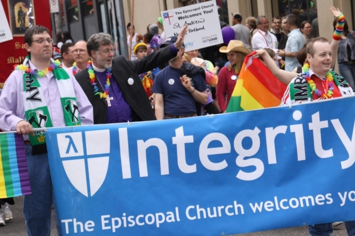Episcopal LGBT advocacy group head resigns amid allegations of mismanagement