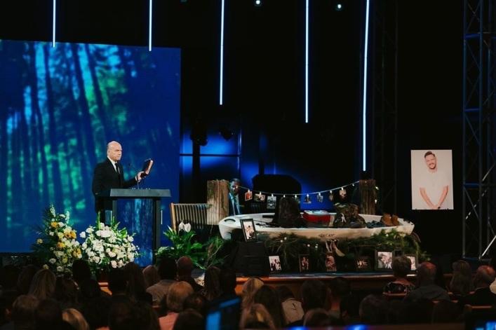 Pastor Greg Laurie says Jarrid Wilson is in Heaven despite suicide