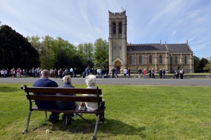 Church of England cathedrals saw rise in visitors, Easter attendance in 2018: report