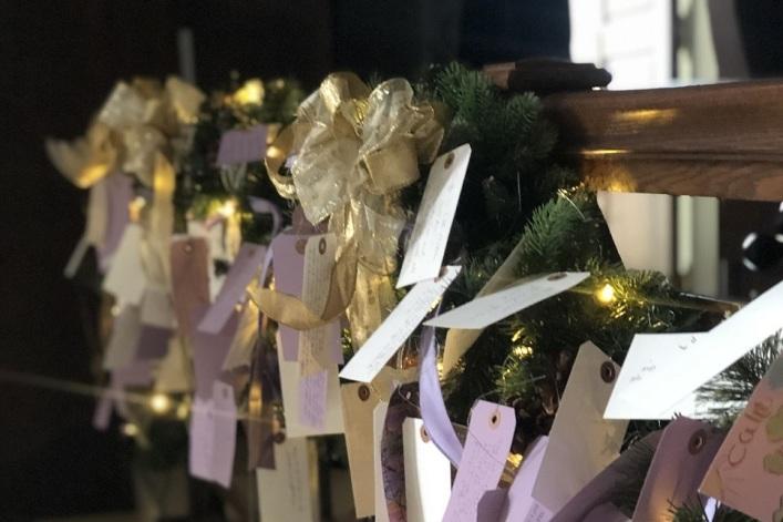Kentucky church displays hundreds of prayers for children suffering abuse