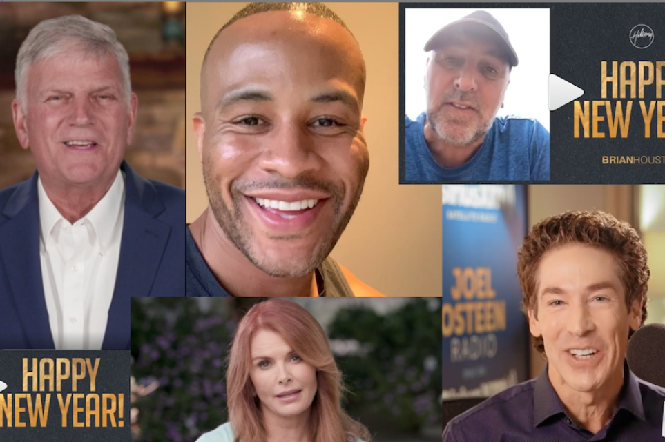 Christian celebrities, faith leaders share reflections, encouraging messages for 2020
