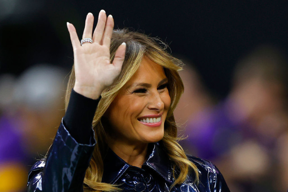 Christian univ. names Melania Trump 'Woman of Distinction' for 2020, fmr. student opposes selection