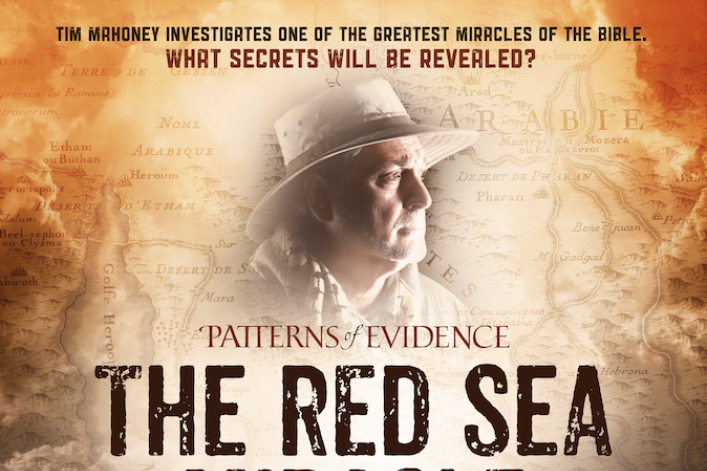 New 'Patterns of Evidence' film examines biblical miracle: Parting of the Red Sea