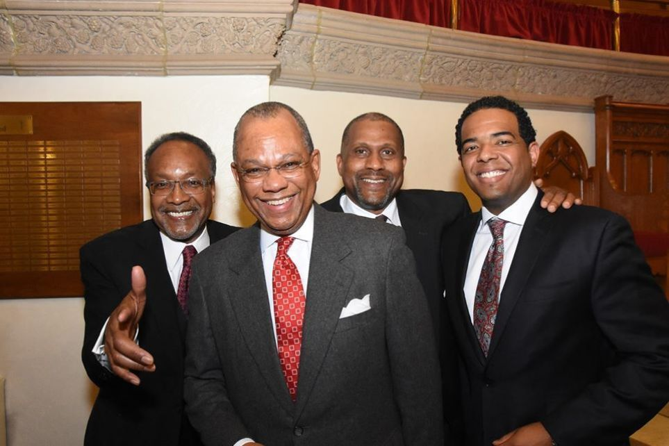 Calvin Butts III, influential pastor of black church, under fire for endorsing Bloomberg
