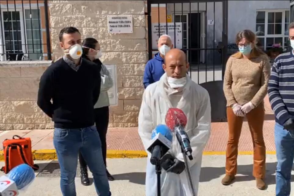 Seniors left to die at retirement homes amid coronavirus outbreak, Spain's defense minister reveals