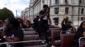 Worshipers praise Jesus on double-decker bus through London: 'An awakening needs to happen'