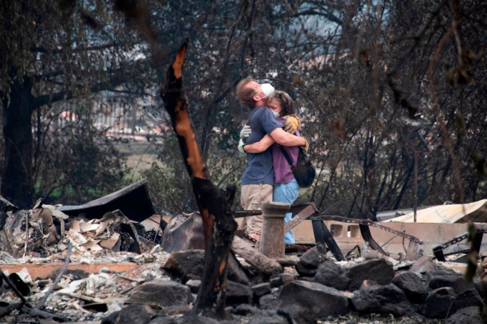 'Almost apocalyptic': Convoy of Hope, churches helping those affected by West Coast fires