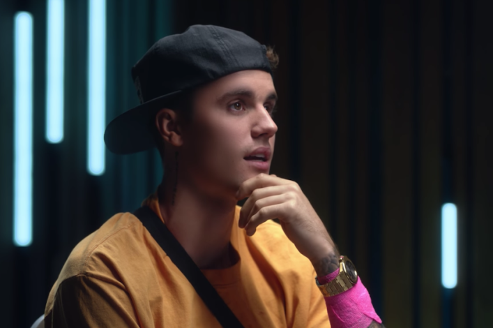 Justin Bieber's new single 'Holy' with Chance the Rapper spotlights faith, marriage
