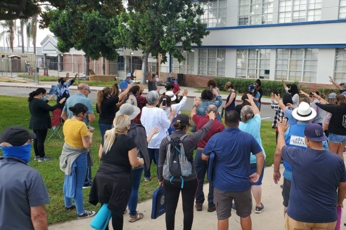 Thousands of Christians pray for San Diego's schools amid COVID-19 virtual learning
