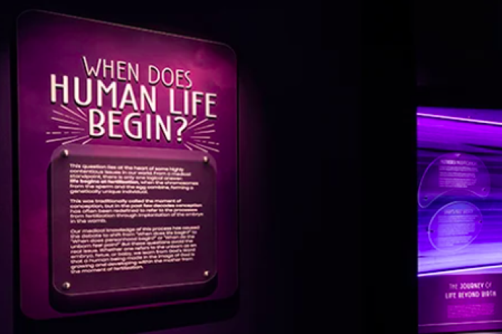 Creation Museum launches 'most powerful pro-life exhibit in the world'