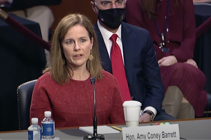 I'm voting Biden. But Democratic senators better be fair with Judge Amy Coney Barrett